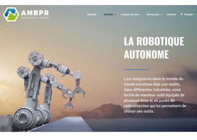 Ingénierie Robotique